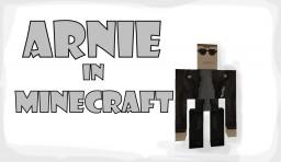 Arnie in minecraft (speedpaint) Minecraft Blog