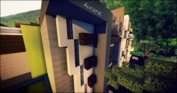 Aurora -- Flushay -- WoK Minecraft Map & Project