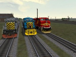 Traincraft Unstoppable (AVWR)