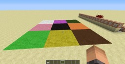 chameleon hat : CommandBlock & Redstone Minecraft Map & Project