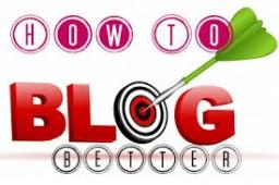 How to blog better! Minecraft Blog