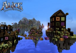 Alice Madness Returns [Dollhouse] Minecraft Map & Project