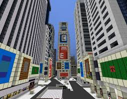 NewYorkCity-Updated Minecraft