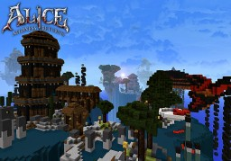 Alice Madness Returns [Far East] Minecraft Map & Project