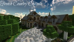 French Country Chateau|TMA|WoK Minecraft