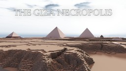 The Giza Plateau Project Minecraft Map & Project
