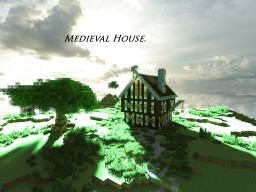 Medieval House | Head Into The Clouds Contest Minecraft