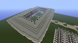 Minecraft PS3 STADIUM Minecraft Map & Project