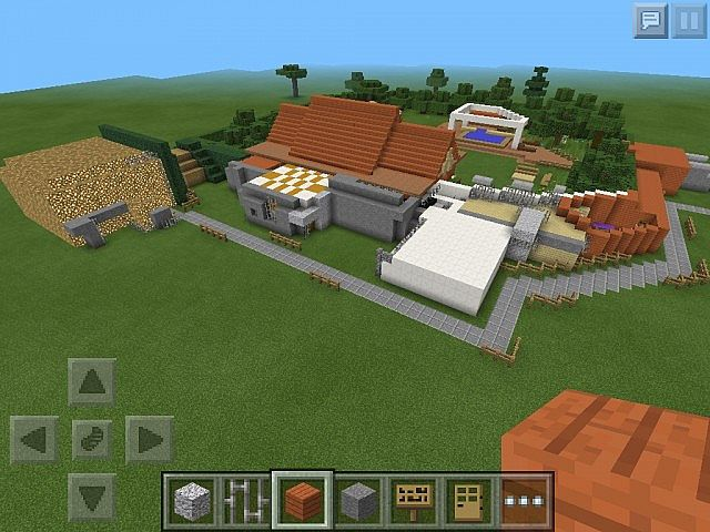 Secret story 8 la maison des secrets minecraft project for Adresse maison secret story