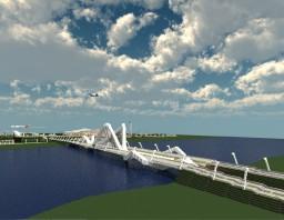Bridge Sheikh Zayed Minecraft Map & Project