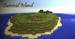 Survival Island 1.0 Minecraft Map & Project