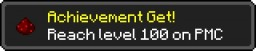 How to get to level 100 quick [Pop reel!] [FAKE] Minecraft Blog Post
