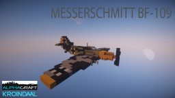 [Alphacraft] Messerschmitt Bf 109 (Me-109) Fighter