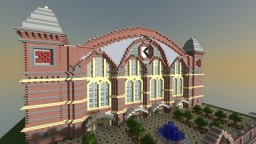 Rebuild - Hbf Bremen by Obinotus Minecraft Map & Project