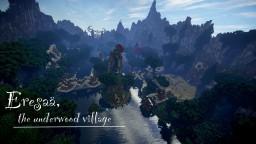 Eresaä, the underwood village [Cinematic HD 1080P] Minecraft
