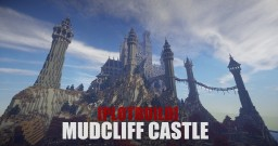 Mudcliff Castle [Plot build] Minecraft Map & Project