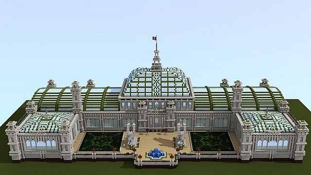 The Colonial Palace Minecraft Project