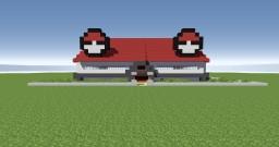 Pixelmon - PokeCenter Minecraft Map & Project