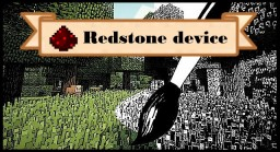 [redstone device] Color the world, BY BIGRE Minecraft Project