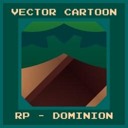 Vector Cartoon RP - Dominion Minecraft Texture Pack