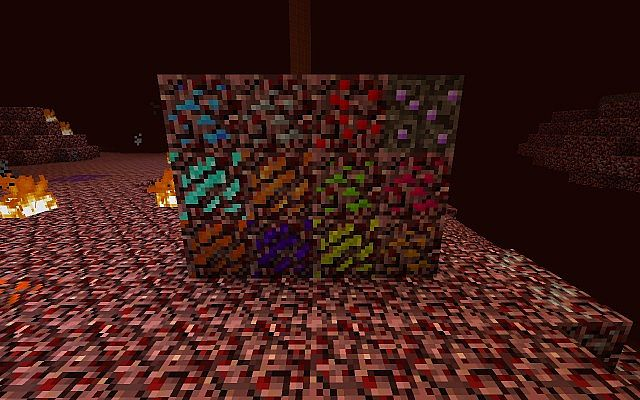 New Ores and Clay