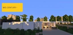 Mid-Century Modern on WoK Minecraft Map & Project