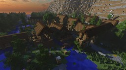 Riverwood Minecraft Map & Project