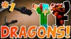 Minecraft Dragons w/ TrundleXD