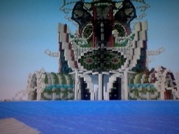 A Fantasy palace i was working on along time ago on #MCXBLA hope you enjoy n_n Minecraft Project