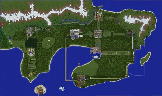Kanto Map - 90 Percent Completed