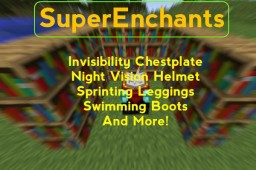 [Plugin] SuperEnchants Minecraft Mod