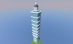 Taipei 101 [V2.1] Minecraft Map & Project
