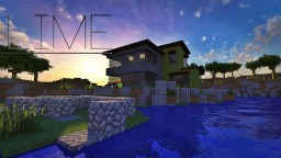 Lime - modern, simple, minimal house Minecraft Map & Project