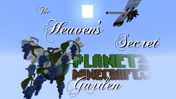 Heaven's Secret Garden Minecraft