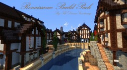 TheDreamSanctuary's Renaissance Build Pack! Minecraft Project