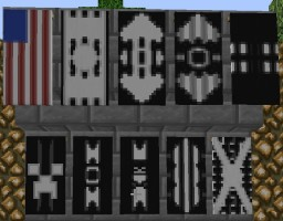 Death's Banner Designs Minecraft Blog