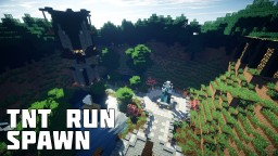 Lobby | TnT Run | Hub | Spawn Minecraft Map & Project