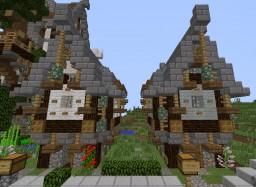 MerielSkye's Random Build Picog Minecraft Map & Project