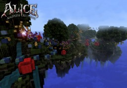 Alice Madness Returns [Wonderland] Minecraft Map & Project