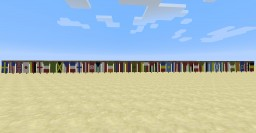42 World Flags (In Minecraft Banners) JOLLY OL' BRITS Minecraft