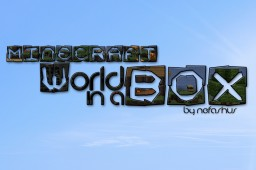 Minecraft World in a Box 1.6.4+ Minecraft Map & Project
