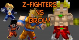 Z-Fighters Vs. Broly Animation (Part 1) Minecraft Blog