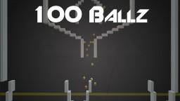 """""""100 Ballz"""" in Minecraft Minecraft"""