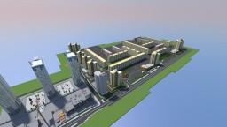 Bereznyaki, Kiev Minecraft Map & Project