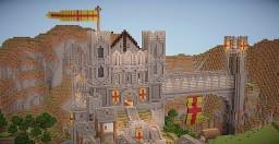 Fallen-Kingdom-Replica-Captain Sparkles Minecraft Map & Project
