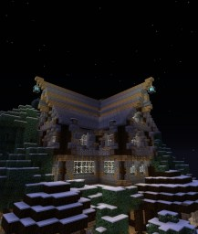 Mideval House Minecraft Map & Project