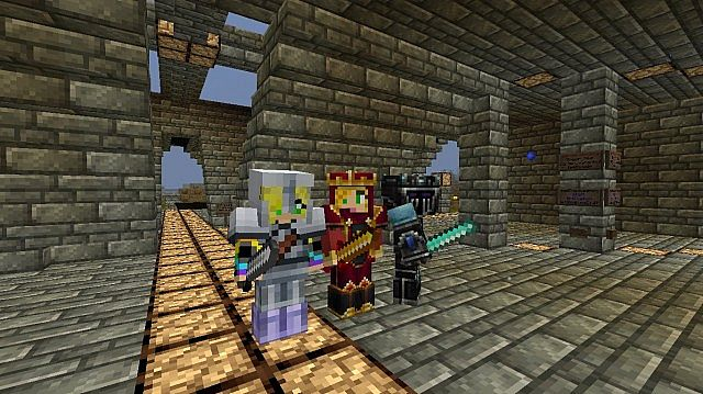 On the server with a texturepak