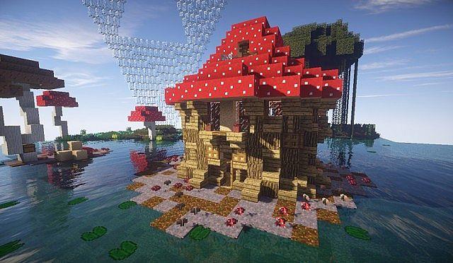 Mushroom Swamp Hut