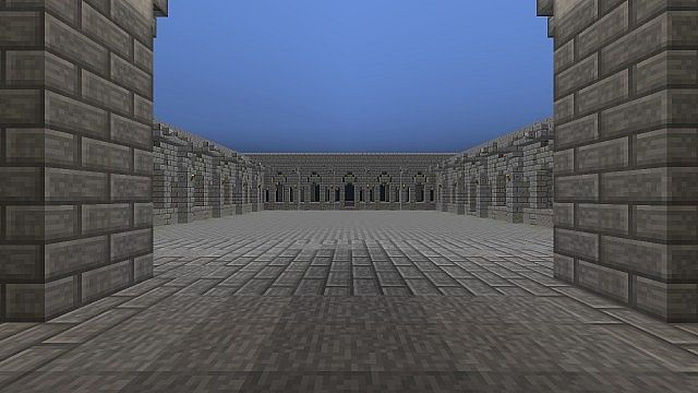 hogwarts  paused  minecraft project