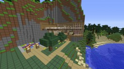 Cliff Side Manor Minecraft Map & Project